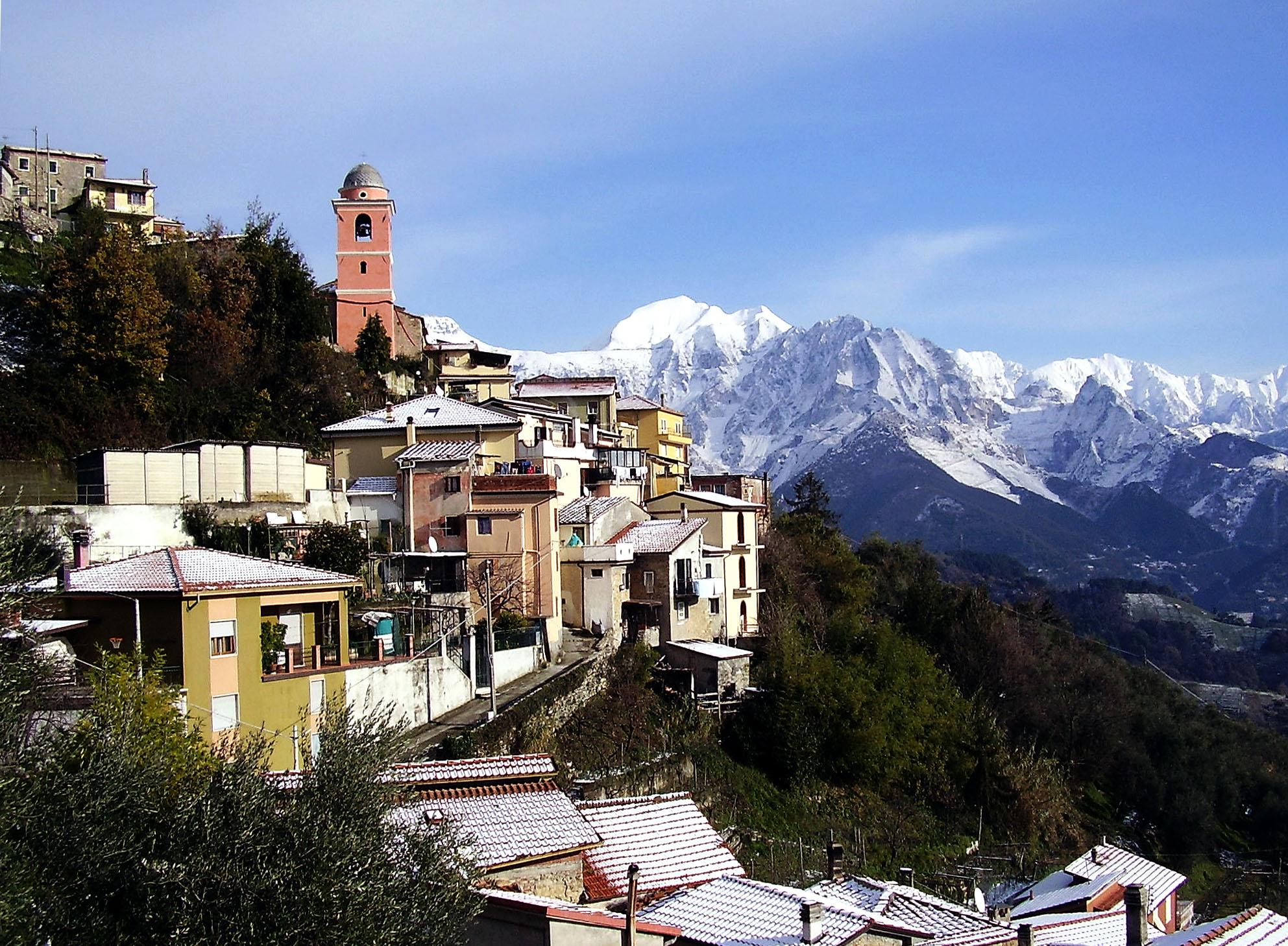 Abitato di Fontia - Foto G. Bogazzi