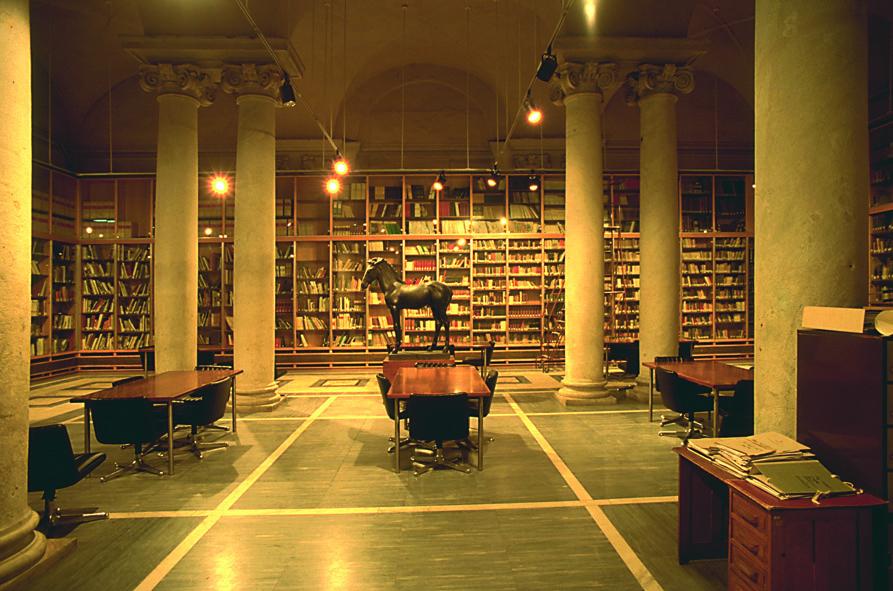 Palazzo del Principe - Biblioteca