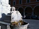 Piazza Alberica - Fontana della Beatrice