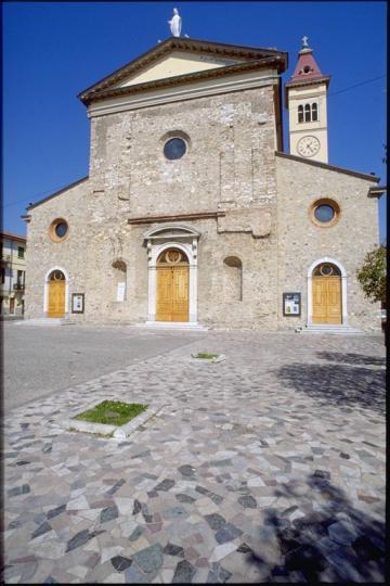Marina di Carrara - Piazza G.Menconi